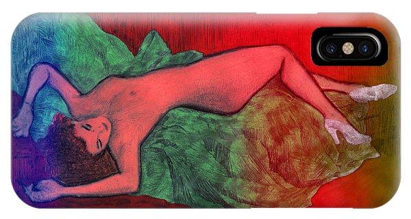Nude Woman IPhone Case