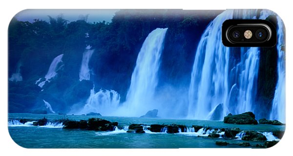 Beautiful iPhone Case - Waterfall by MotHaiBaPhoto Prints