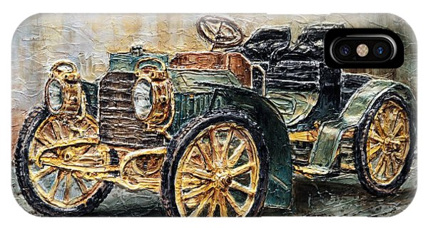 1901 Mercedes Benz IPhone Case