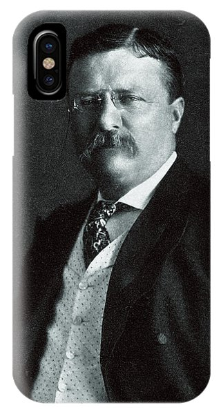 1904 President Theodore Roosevelt IPhone Case