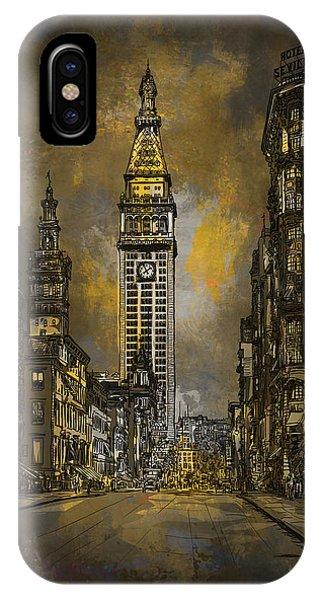1910y Madison Avenue Ny. IPhone Case