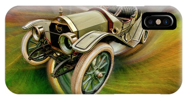 1912 Moon 30 Raceabout IPhone Case