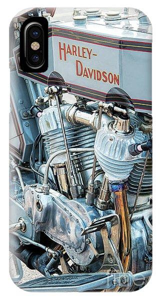 1915 Harley Davidson 11f IPhone Case