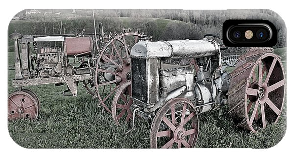 1923 Fordson Tractors IPhone Case