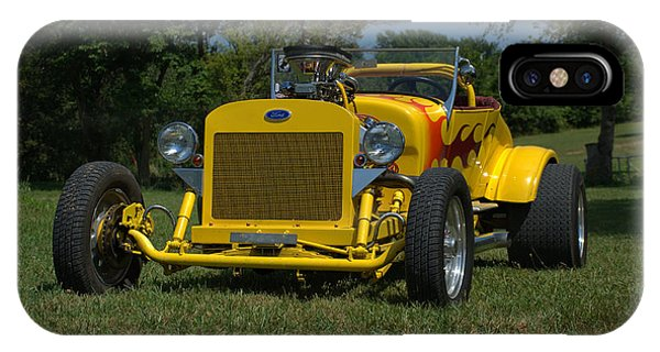 1928 Ford Bucket T Hot Rod IPhone Case