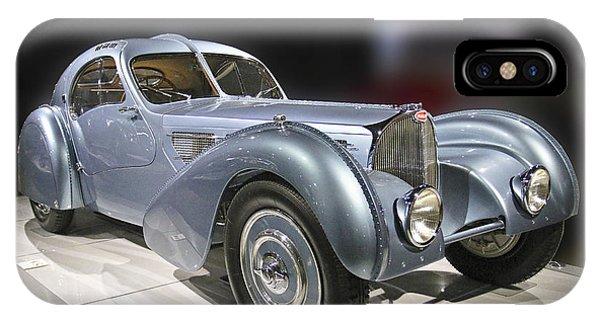 1926 Bugatti IPhone Case