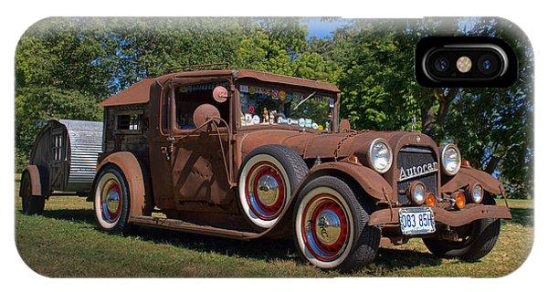 1928 Oldsmobile Camper Special IPhone Case