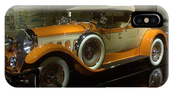 1929 Packard IPhone Case