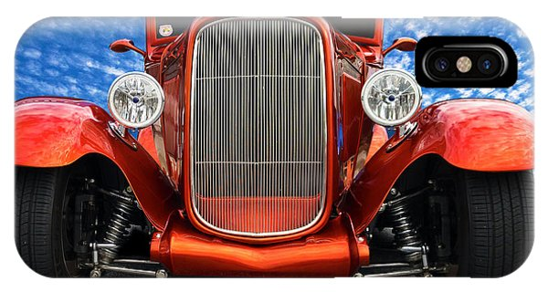 1930 Ford Street Rod IPhone Case