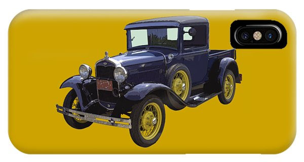 1930 - Model A Ford - Pickup Truck IPhone Case