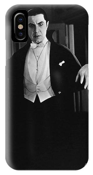 1931 Dracula Bela Lugosi IPhone Case