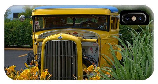 1931 Ford Sedan Hot Rod IPhone Case