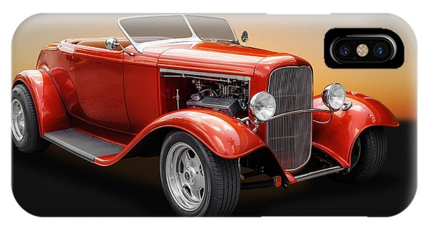 1932 Ford Convertible Roadster IPhone Case