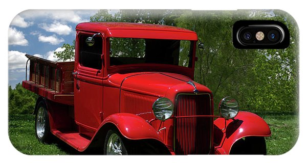 1932 Ford Flatbed Pickup IPhone Case