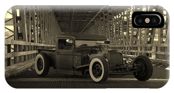 1932 Ford Pickup Rat Rod IPhone Case