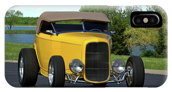 1932 Ford Roadster IPhone Case