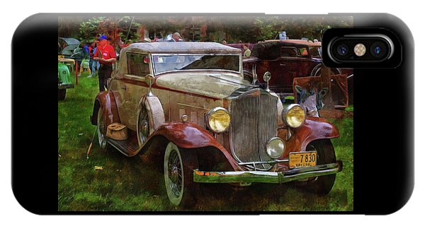 1932 Packard 900 IPhone Case