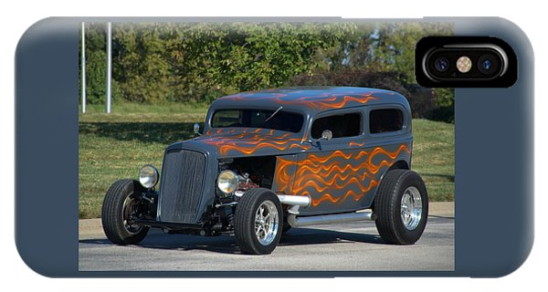 1933 Ford Sedan Hot Rod IPhone Case