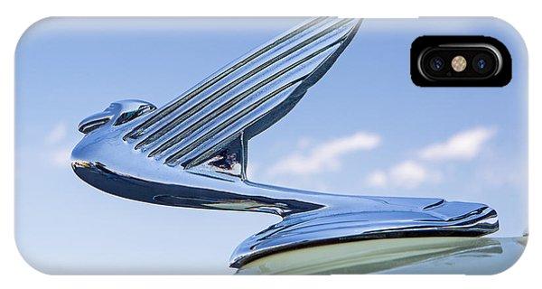 1935 Chevrolet Hoot Ornament IPhone Case