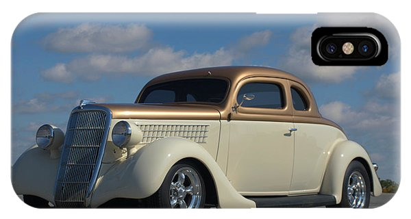 1935 Ford Coupe Hot Rod IPhone Case