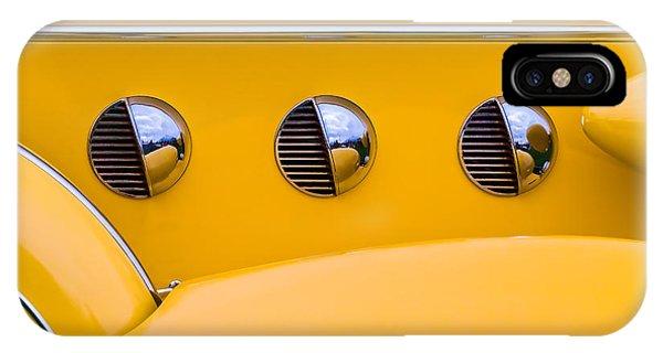1935 Lasalle IPhone Case