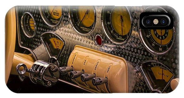 1936 Cord IPhone Case