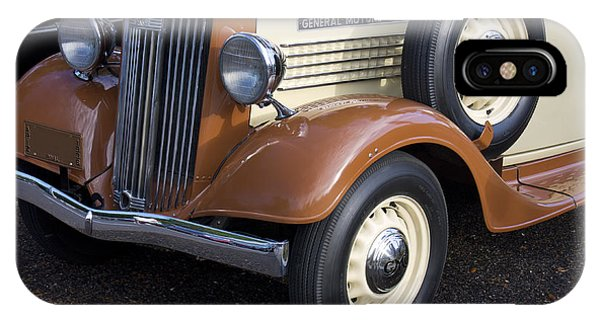 1936 Gmc Pickup Truck 1 IPhone Case