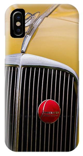 1936 Studebaker President IPhone Case