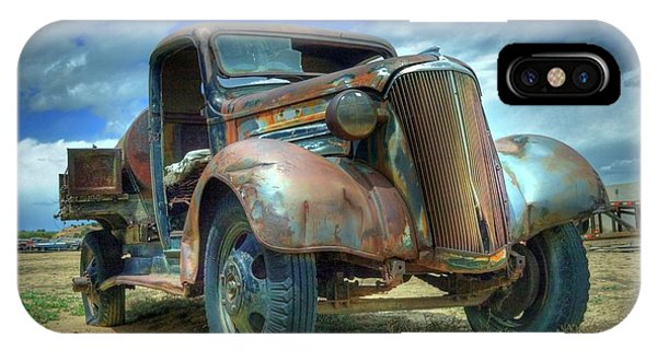 1937 Chevrolet IPhone Case