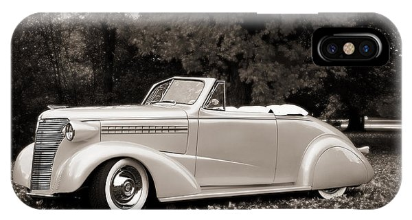 1938 Chevrolet Convertible IPhone Case