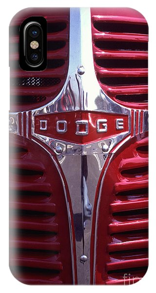 1938 Dodge Pickup Front End IPhone Case