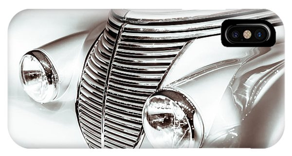 1938 Hispano-suiza H6b Xenia Front IPhone Case