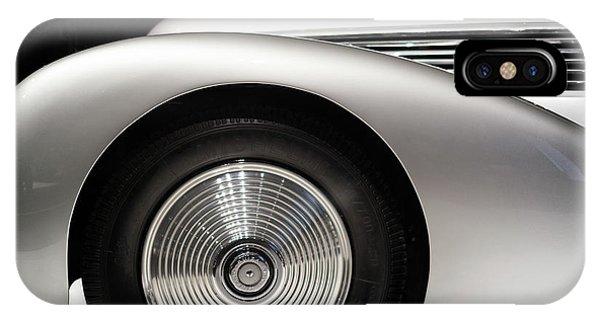 1938 Hispano-suiza H6b Xenia IPhone Case