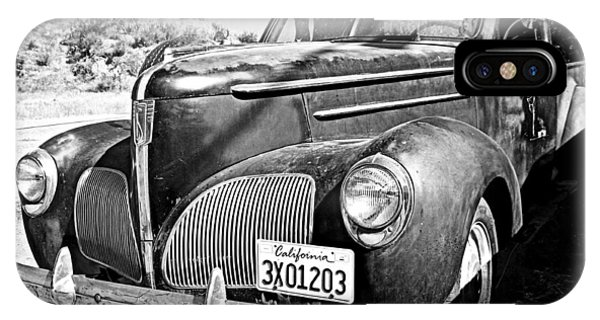 1939 Studebaker Coupe Truck Phone Case by Glenn McCarthy Art and Photography