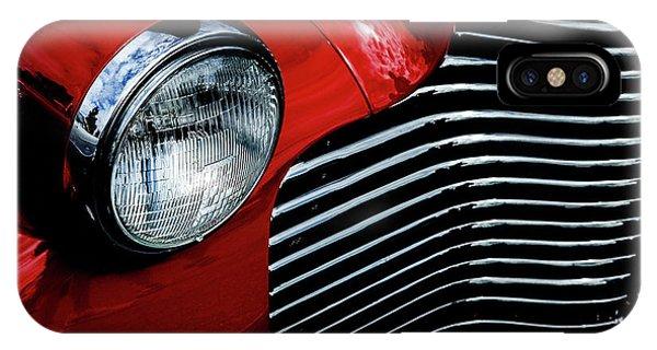 1940 Chevy 2-door IPhone Case
