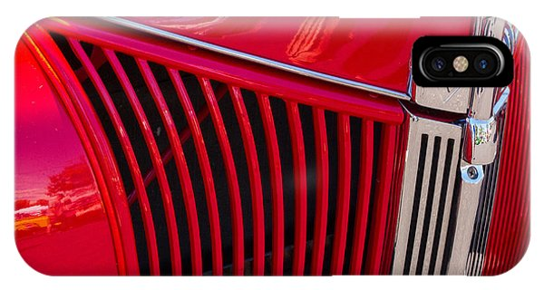 1940 Ford Pickup Grill IPhone Case