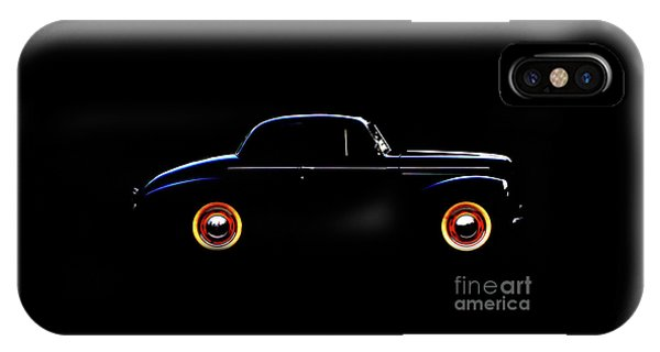 1940 Studebaker Business Coupe IPhone Case