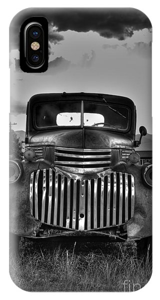 1940's Chevrolet Grille IPhone Case