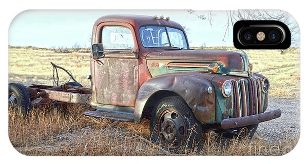 1940s Ford Farm Truck IPhone Case
