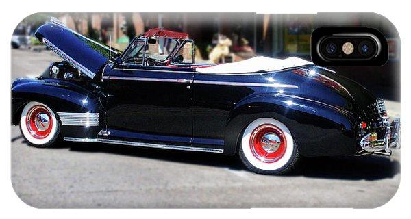 1941  Chevrolet Convertable IPhone Case