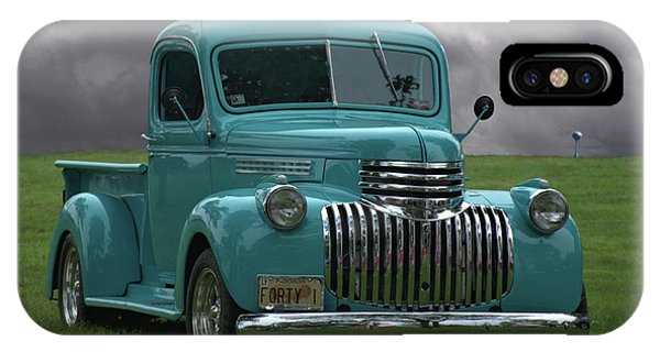 1941 Chevrolet Pickup Truck IPhone Case