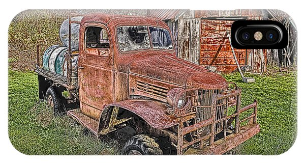 1941 Dodge Truck #2 IPhone Case