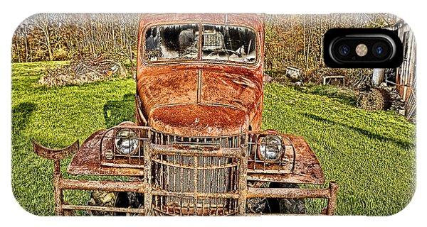 1941 Dodge Truck 3 IPhone Case