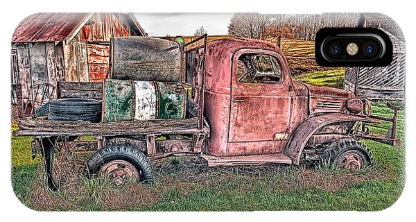 1941 Dodge Truck IPhone Case