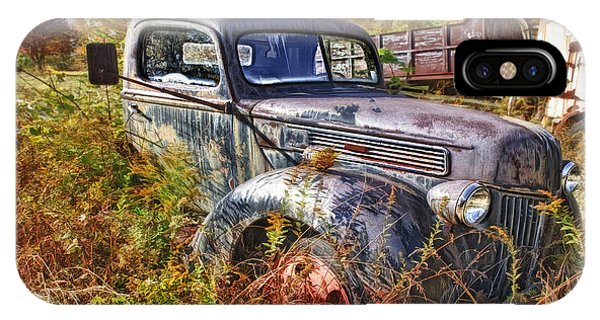 1941 Ford Truck IPhone Case