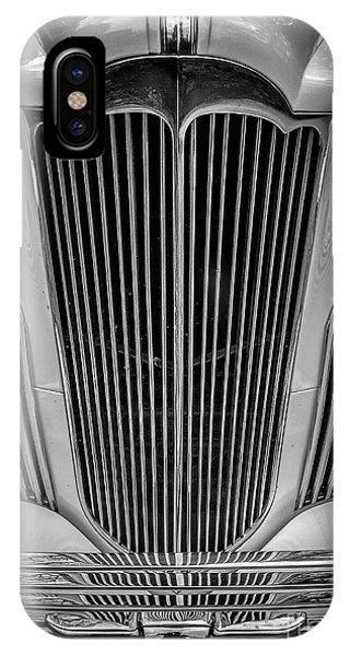 1941 Packard Convertible IPhone Case