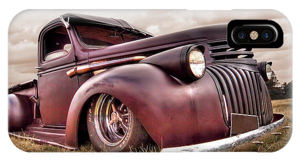 1941 Rusty Chevrolet IPhone Case