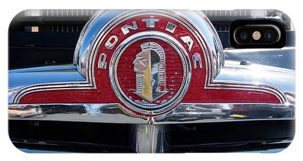 1946 Pontiac Grill IPhone Case