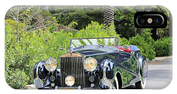 1947 Inskip Rolls Royce IPhone Case