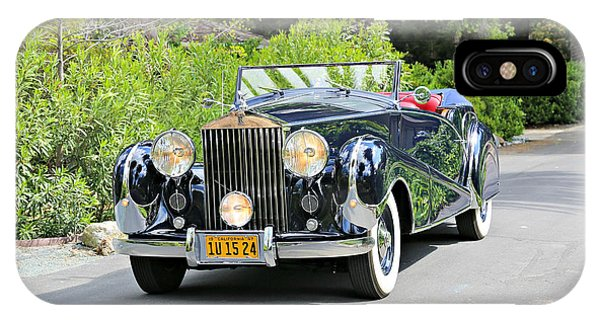 1947 Inskip Rolls Royce IPhone Case